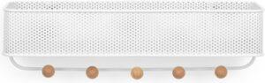 Wieszak na akcesoria i ubrania Umbra Estique biały 1004245-660