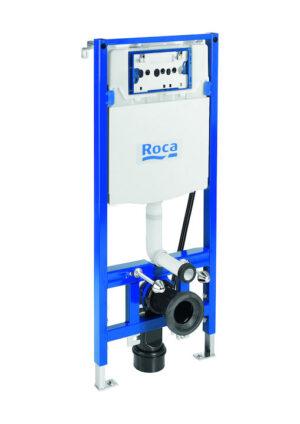 Stelaż podtynkowy do toalet myjących Roca Duplo One Smart 119x47,5 cm A890078020