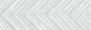 Płytka ścienna rekt. Keraben Rue de Paris Blanco 40x120 cm KUX6C020