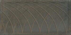 Płytka ścienna Saloni Foundry Compass Bronce 45x90 cm HFW260