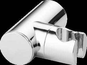Uchwyt ścienny słuchawki natryskowej Laveo Rondo chrom CNX_00AD