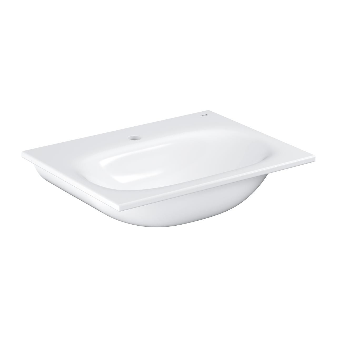 Grohe Essence - umywalka meblowa prostokątna 60x46 cm PureGuard biała 3956800H