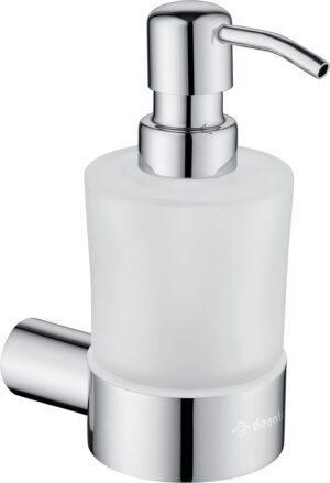 Deante Round Dozownik ścienny do mydła chrom ADR_0421