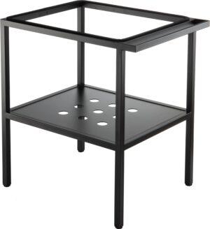 Deante Konsola łazienkowa stojąca 56,5x50x70 cm czarny CST_X50A