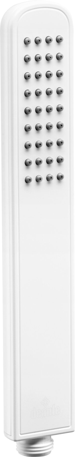 Deante Hiacynt Słuchawka prysznicowa 1-strumieniowa biały NQH_A51S