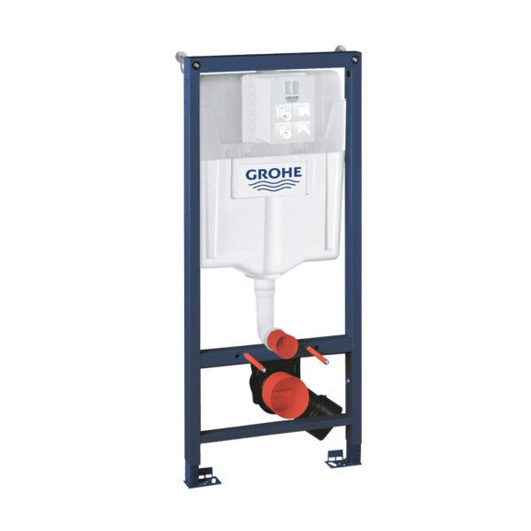 Zdjęcie Grohe Rapid SL WC element zestaw instalacyjny 1,13 m 39750001 .
