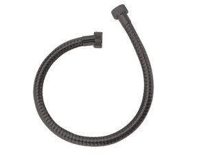 Wąż podłączeniowy 700 mm Laveo Arno grafit CRA_1PTD