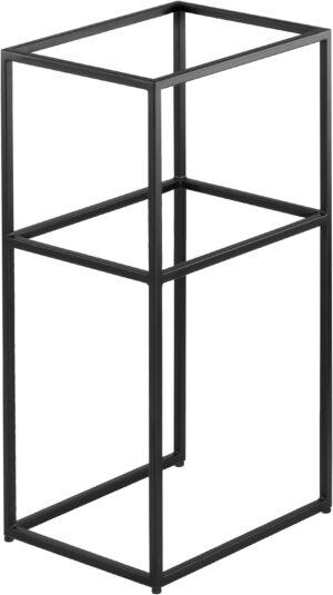 Deante Correo Słupek do konsoli 30x40x77 cm czarny CKC_N30A