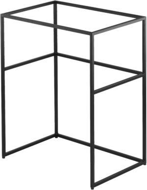Deante Correo Konsola łazienkowa stojąca 60x40x77 cm czarny CKC_N60A