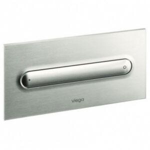 Przycisk spłukujący do WC Viega Visign for Style stalowy 8331.1, 597146 @ ^