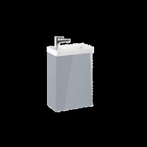 Zestaw umywalka + szafka Elita Set Spring 45 Light grey FL3166S01 HG PDW 167363