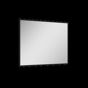 Lustro Elita Rama 100x80 cm black 19mm 167583