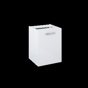 Komoda Elita Kwadro Plus 40 z koszem cargo white HG PDW 167636
