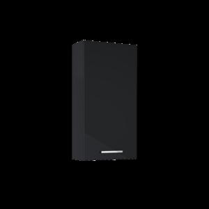 Szafka wisząca Kwadro Plus 40 1D (21,6) black HG 167656