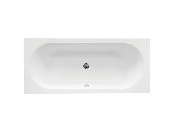 Wanna prostokątna Besco Vitae Slim 150x75 cm biały WAV-150-SL