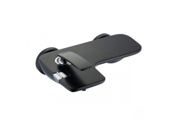 Zdjęcie Jednouchwytowa bateria wannowo-natryskowa bez zestawu odpływowego Kludi Balance czarny mat 524458775