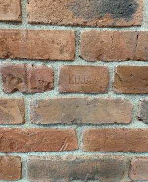 Lico Kujawskie Stare Cegły - Płytki stylizowane na starą cegłę