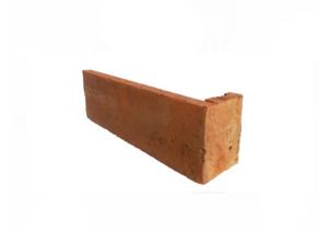 Narożnik Lico Toruńskie Stare Cegły - Płytki z oryginalnych XIX wiecznych cegieł