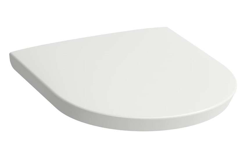 Deska WC wolnooopadająca Laufen New Classic 47x39,3 cm biały H8918510000001