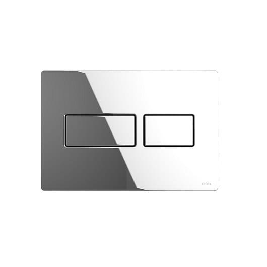 Przycisk spłukujący WC Tece Solid metal / chrom połysk 9240431