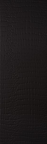 Płytka ścienna Paradyż Fashion Spirit Black Struktura 39,8x119,8 cm