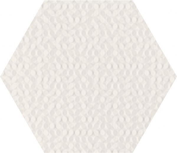 Płytka ścienna Paradyż Paradyż Noisy Whisper White Struktura 19,8x17,1 cm
