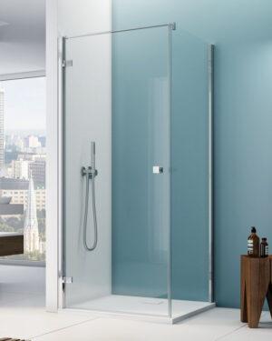 Ścianka prysznicowa boczna SanSwiss Annea ANT1 100x200 cm ANT110005007 @