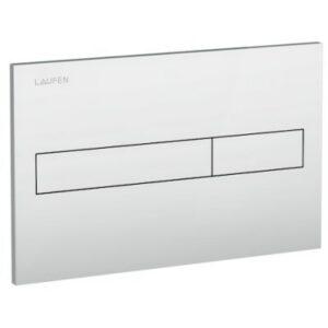 Przycisk spłukujący do WC Laufen LIS chrom mat H8956610070001