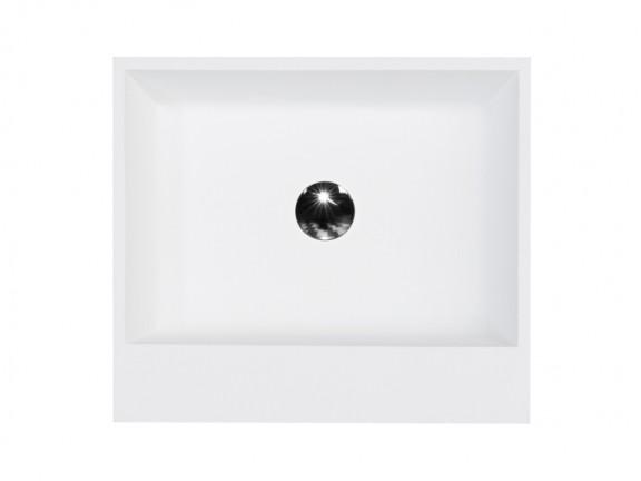 Umywalka wolnostojąca złota Besco Vera Glam 40x50x85 cm złoty UMD-V-WOZ