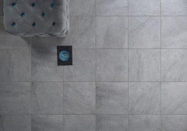Zdjęcie Płytka podłogowa Nowa Gala Mondo ciemnoszary 33×33 cm  md13